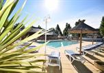 Camping avec Quartiers VIP / Premium Saint-Gildas-de-Rhuys - Camping Mon Calme-1