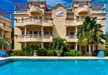 Location vacances  Belize - Lake Villas-4