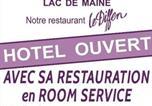 Hôtel Cantenay-Epinard - Hotel Mercure Angers Lac De Maine-1