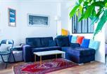 Location vacances  Paris - Hostnfly apartments - Gorgeous bright apt near Goutte-d'Or-1