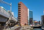 Hôtel Fukuoka - Nishitetsu Inn Tenjin-2