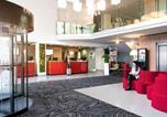 Hôtel 4 étoiles Boulogne-Billancourt - Novotel Paris Suresnes Longchamp