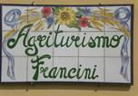 Location vacances Vicchio - Agriturismo Francini-4
