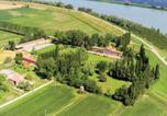 Location vacances Ceregnano - Beautiful home in Taglio di Po Ro with 2 Bedrooms and Wifi-2