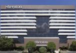 Hôtel Irving - Sheraton Dfw Airport Hotel-2
