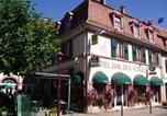 Hôtel Munster - Hôtel Bar Des Vosges-1