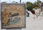 Hôtel Province de Latina - Casa Mattia - B&B in Legno & Paglia-3