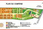 Camping avec Piscine Héauville - Camping Le Clos de Balleroy-4