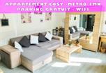 Location vacances Wevelgem - Residence St-Martin-1