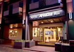 Hôtel Kurashiki - Hotel Areaone Okayama-2