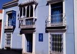 Location vacances Castellar de Santiago - Aloque Posada-1