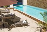 Hôtel 4 étoiles Fetes de Bayonne - Lagrange Vacances Les Patios Eugénie