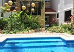Hôtel Playa del Carmen - Hotel Las Golondrinas-2