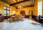 Location vacances Sainte-Mondane - Peyrillac-et-Millac Villa Sleeps 10 with Pool Air Con and Wifi-3