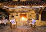 Location vacances Cebreros - Casa Blanca de la Sierra hasta 24 personas-1