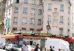 Hôtel Saint-Denis - Hôtel de la Terrasse-3