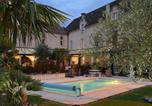Hôtel Aquitaine - Logis Hostellerie des Ducs