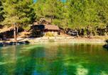 Location vacances  Albacete - La cabaña del lago. Parque Natural del Río Mundo-1