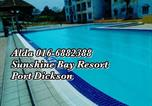 Location vacances Port Dickson - Sunshine bay resort-4