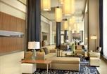 Hôtel Cedar Rapids - Doubletree by Hilton Hotel Cedar Rapids Convention Complex-2