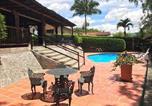 Location vacances Quimbaya - Villa Campestre Jaguey 9, Fincas Panaca-3