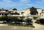 Hôtel Saint-Antoine-de-Breuilh - Chambres d'Hôtes de La Batellerie-1
