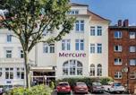 Hôtel Pronstorf - Mercure Hotel Luebeck City Center-1