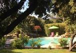 Hôtel Uchaux - Santolines en Provence-1