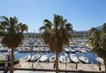 Location vacances Argelès-sur-Mer - Apartment Les villegiales quai d honneur 6-1