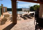 Location vacances Abanilla - Casa de invitados con piscina privada y Wifi-1