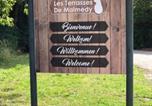 Location vacances Malmédy - Terre Rouge - Terrasses de Malmedy Chalet 40-2