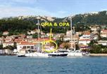Location vacances Rab - Apartaments Oma & Opa-1