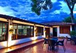 Hôtel Barichara - Hotel Spa La Trinidad-1