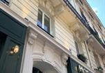 Hôtel 4 étoiles Vincennes - Newhotel Le Voltaire-1