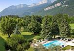 Hôtel Sarcenas - Novotel Grenoble Nord Voreppe-1