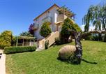 Location vacances Αύλωνας - Kyparissia Garden Retreat - Sunny Master Suite-1