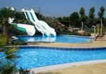 Camping avec Piscine Siouville-Hague - Camping Le Fanal-2