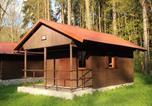 Camping République tchèque - Chatová osada Luh Sušice-3