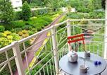 Location vacances Trouville-sur-Mer - Apartment Vallon 2-3