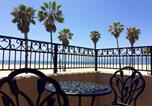 Hôtel Santa Monica - Venice Beach Suites & Hotel-4