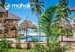 Hôtel Jambiani - Mahali Zanzibar-1