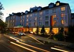 Hôtel Gare de l'aéroport de Francfort-sur-le-Main - Lindner Congress Hotel Frankfurt-2