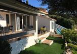 Location vacances Bormes-les-Mimosas - Maison Mas De La  Chesnaie  MAS CHESNAIE 52