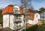 Location vacances Binz - Ferienwohnung Steinfurth-1