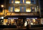 Hôtel Sarlat-la-Canéda - Hôtel Saint Albert