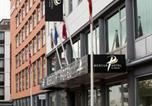 Hôtel Copenhague - Profilhotels Mercur Hotel-4