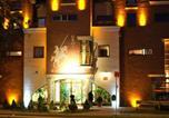 Hôtel Malbork - Grot Hotel-3