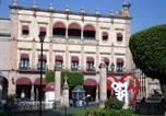 Hôtel Morelia - Virrey De Mendoza-1