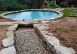 Location vacances Penela - Studio in Figueiro dos Vinhos with wonderful mountain view shared pool enclosed garden 6 km from the beach-2