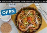 Hôtel Vaucluse - Ibis budget Pertuis Portes du Luberon-2